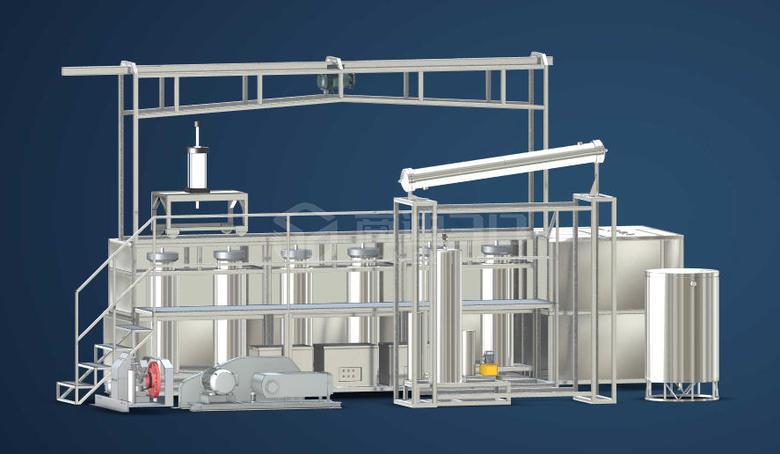 机械产品3D展示
