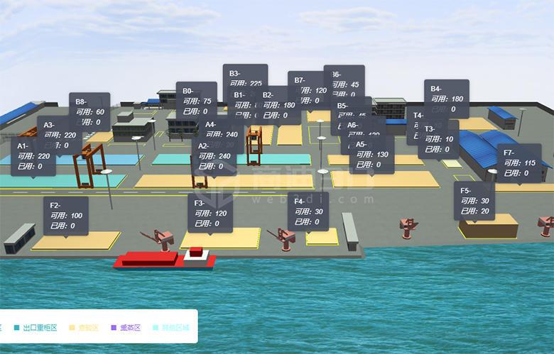 港口码头3d可视化展示-数字孪生系统开发-智慧码头-文章.jpg