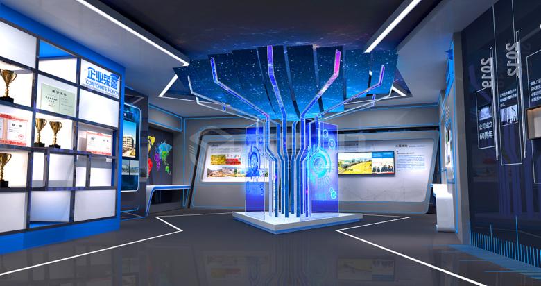 线上VR虚拟3D展厅