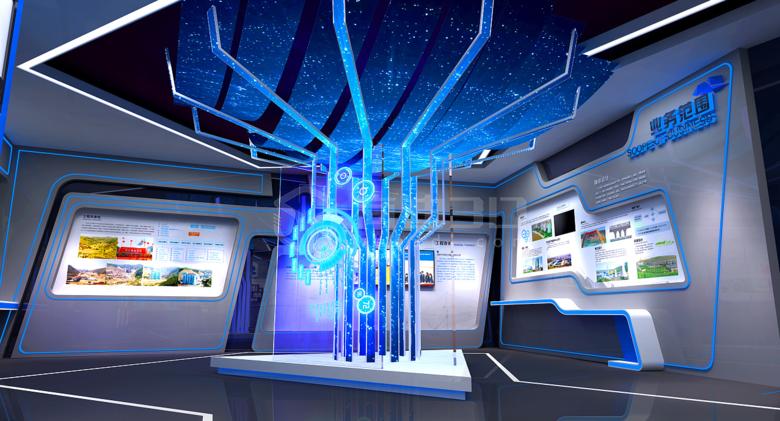 VR企业展厅