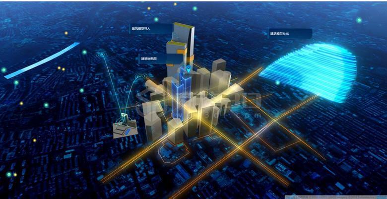 三维数据可视化物联网