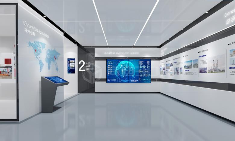 VR企业介绍展厅