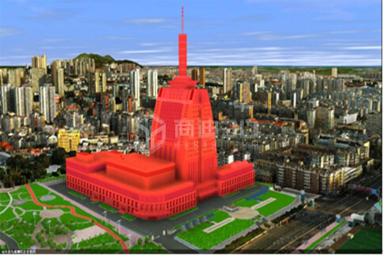 倾斜摄影三维建模运用于实景3D智慧城市模型