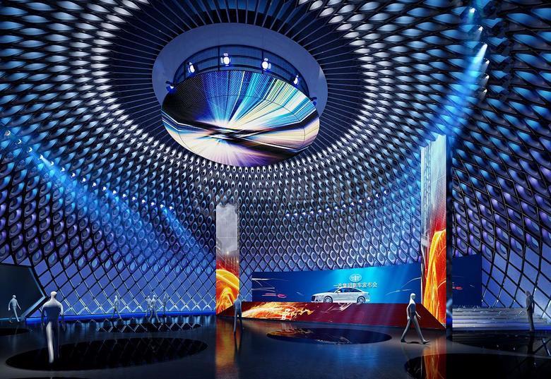 汽车3D展厅