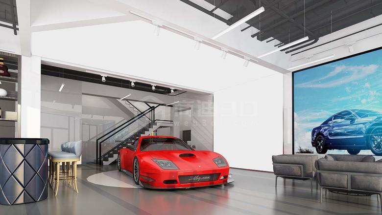 汽车线上展厅