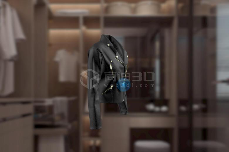 衣服VR虚拟3d展示
