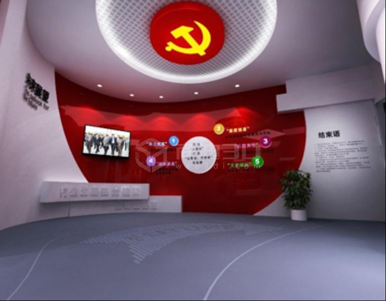 线上3D展厅|VR虚拟展厅科技新体验