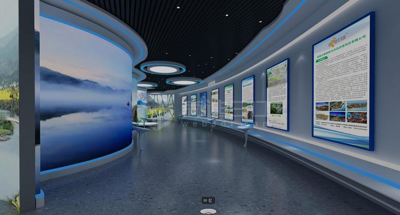 24小时不打烊的Web3D线上展馆,党建展厅正流行!
