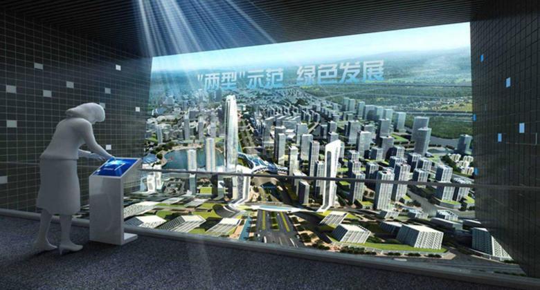 3D电子沙盘|3D虚拟沙盘项目开发方案