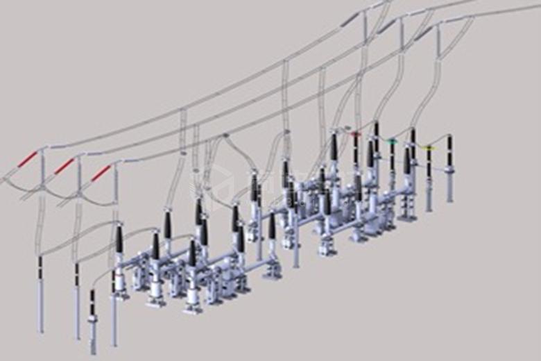 设备建模3d工业仿真智能三维模型系统