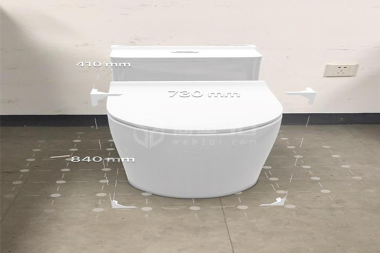 京东AR摆摆看线上家装展示平台三维模型制作服务