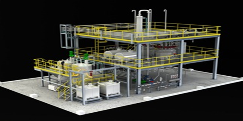 3D工业仿真-工业3D虚拟现实工厂三维场景建模应用