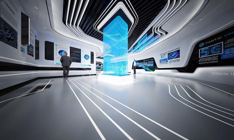 企业虚拟展厅