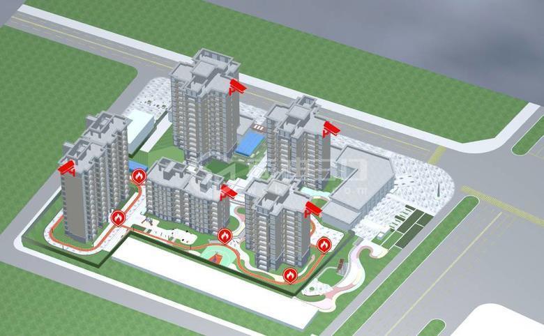 3D仿真可视化虚拟物流智慧监控系统
