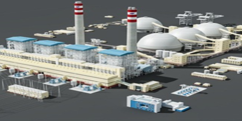 3D虚实联动工厂可视化
