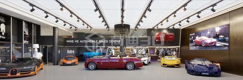 汽车3D数字展厅.JPG