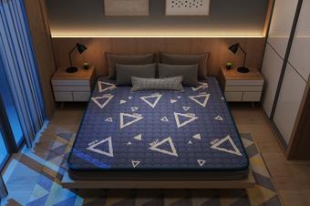 床垫效果图制作