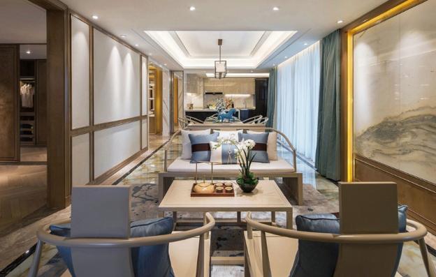 中式家具3D建模,家具渲染效果图