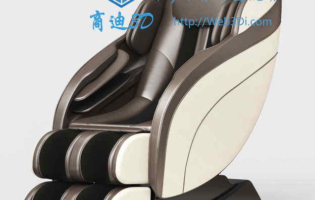 家具3d模型|电动沙发建模
