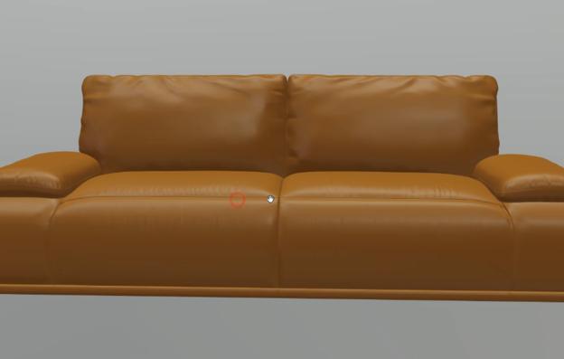 家具3d建模 沙发3d模型宣传视频