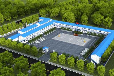 工厂3d建模_三维模型展示_三维可视化