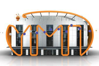 商业中心3d建模