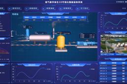 3D可视化孪生系统之燃气天天彩票示方案