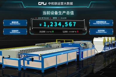工厂3D仿真数字孪生管理系统