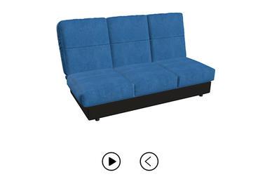 沙发拆装交互展示|沙发3d建模