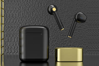 耳机3d建模_电子产品建模_小家电3d建模