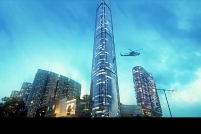 3d动画视频制作|城市地产宣传视频