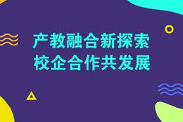 商迪3D广东省第一批建设产教融合型企业实施方案