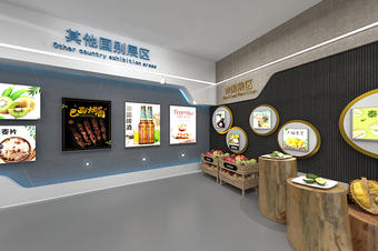 线上交易会——2020年山东威海食博会3DVR展