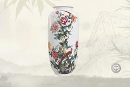 古董花瓶VR高清模型展示|文物3D展示链接