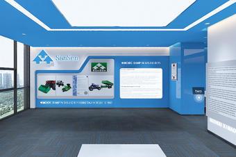 机械类企业线上虚拟展厅