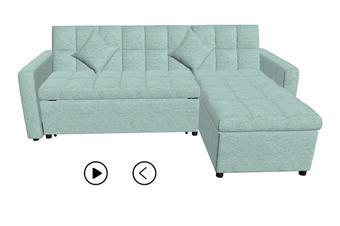 多功能沙发3d模型动态演示链接