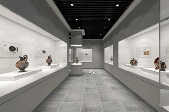 3D线上展厅国家博物馆虚拟展馆