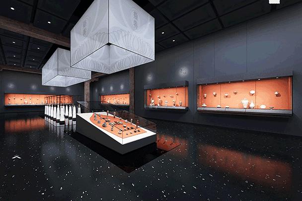 线上展厅打破传统展示呈现新型3D博物馆