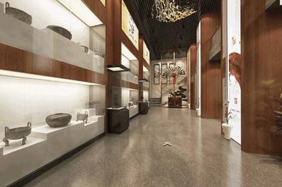 虚拟博物馆的设计与制作,2021未来可期!
