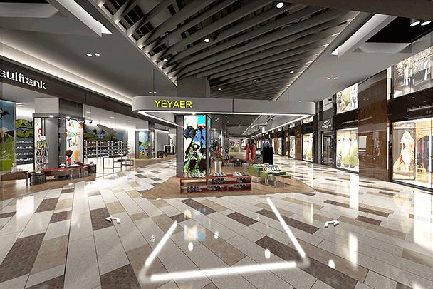 3D网上虚拟商城打造不一样的线上商城