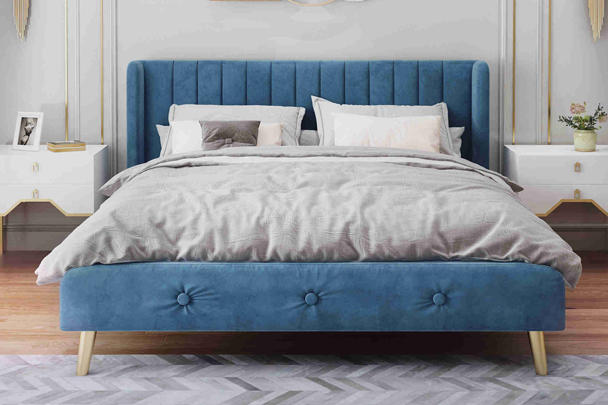 床效果图室内3d建模的案例介绍