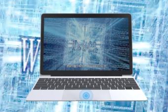 H5三维笔记本电脑建模产品3D模型可视化交互展示