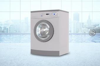 洗衣机3d可视化建模丨H5三维线上展示方案