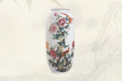 VR线上古董花瓶3D高清可视化文物三维模型展示