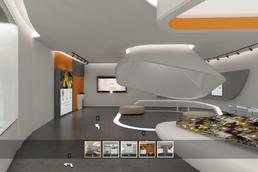 企业线上数字VR云展厅带来的沉浸式虚拟展馆体验