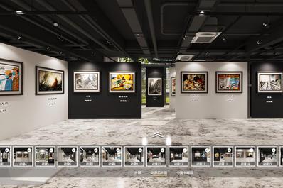 线上艺术博物馆展会