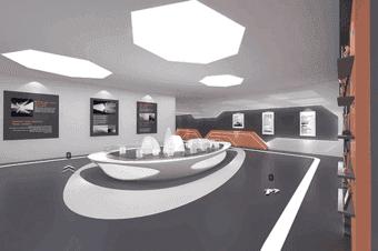 VR线上商城企业网上3D商店产品720°展示