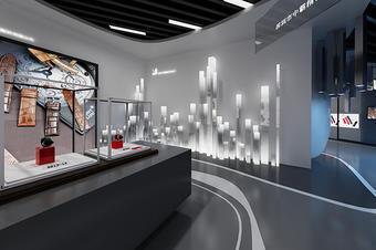 线上3D虚拟展厅企业产品VR购物商城