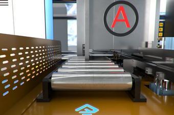 智慧工厂3D模型可视化三维数据建模展示