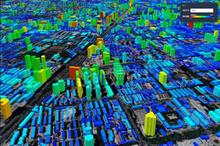 VR全景倾斜摄影三维建模3D智慧城市数据可视化展示